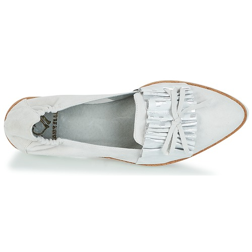Mam'Zelle ASELIN Grau  Schuhe Slipper Damen 71,19