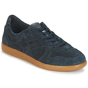 Schuhe Herren Sneaker Low Geox U KEILAN C Blau