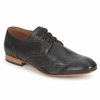 Schuhe Damen Derby-Schuhe Hudson LITA Schwarz