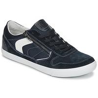 Schuhe Herren Sneaker Low Geox U BOX C Blau