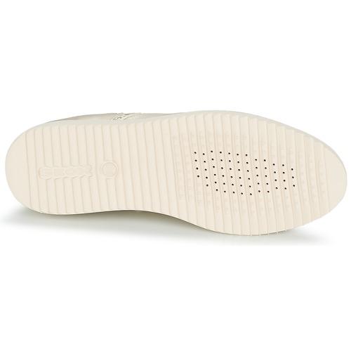 Geox THYMAR A Beige / Maulwurf  Schuhe Derby-Schuhe Damen 87,20
