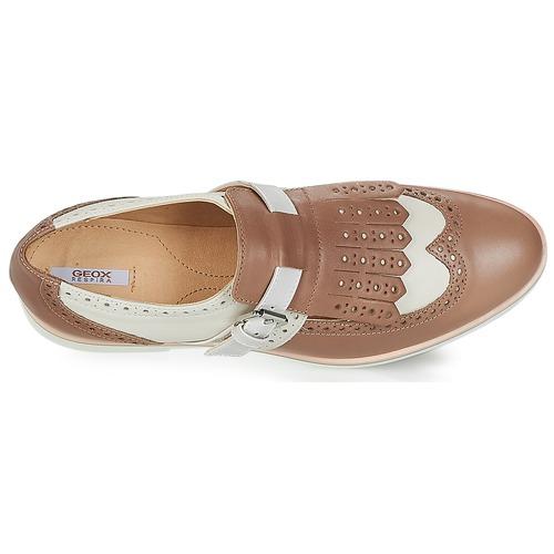 Geox JANALEE Derby-Schuhe B Weiss  Schuhe Derby-Schuhe JANALEE Damen 83,30 7242bb