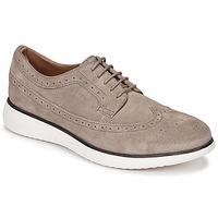 Schuhe Herren Derby-Schuhe Geox WINFRED C Maulwurf
