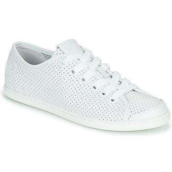Schuhe Damen Sneaker Low Camper UNO0 Weiss