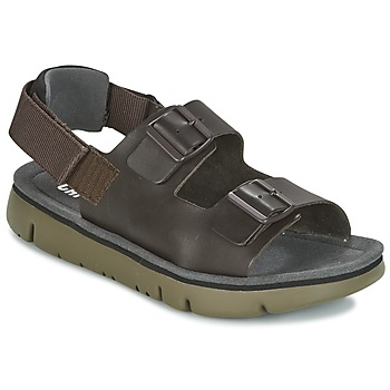 Schuhe Herren Sandalen / Sandaletten Camper ORUGA SANDAL Braun