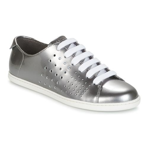 Camper TWS Silbern  Schuhe Sneaker Low Damen 120