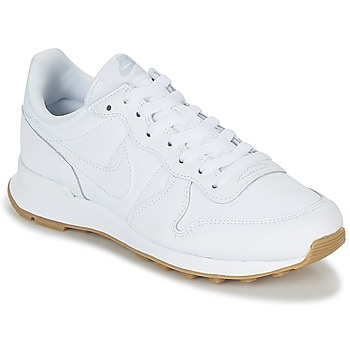 Schuhe Damen Sneaker Low Nike INTERNATIONALIST W Weiss