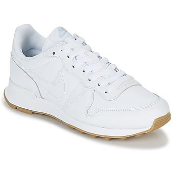 Schuhe Damen Sneaker Low Nike INTERNATIONALIST W Weiss