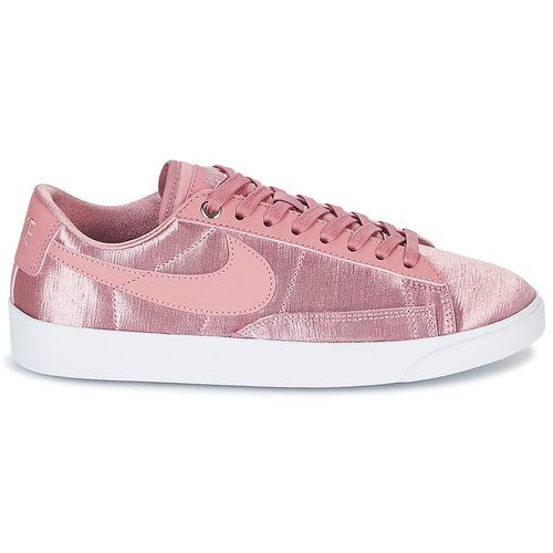 Nike BLAZER LOW SE SE SE W Rosa  Schuhe Turnschuhe Low Damen e056f3