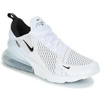 Schuhe Herren Sneaker Low Nike AIR MAX 270 Weiss / Schwarz