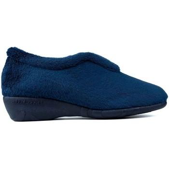 Schuhe Damen Hausschuhe Vulladi MONTBLANC BLUE