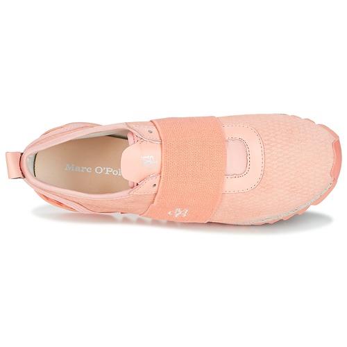Marc O'Polo GARIS Orange  Schuhe Sneaker Low 64,50 Damen 64,50 Low 1d8607