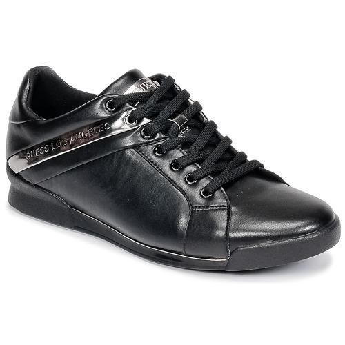 Guess NEW GEORG Low Schwarz  Schuhe Sneaker Low GEORG Herren 87,50 4414c9