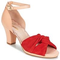 Schuhe Damen Sandalen / Sandaletten Miss L'Fire EVIE Rot / Rose