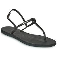 Schuhe Damen Sandalen / Sandaletten Havaianas YOU RIVIERA Schwarz