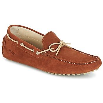 Schuhe Herren Slipper Kost TAPALO Camel