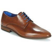 Schuhe Herren Derby-Schuhe Azzaro VALMI Cognac