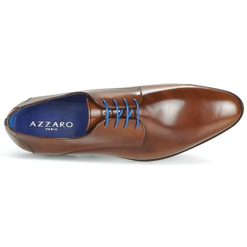 Azzaro VALMI Cognac  Schuhe Derby-Schuhe Herren 149