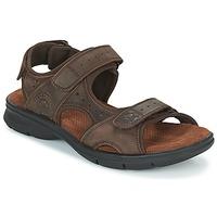 Schuhe Herren Sandalen / Sandaletten Panama Jack SALTON Braun
