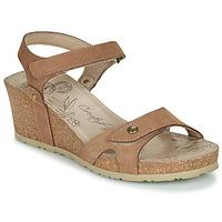 Schuhe Damen Sandalen / Sandaletten Panama Jack JULIA Maulwurf