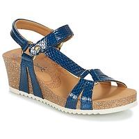 Schuhe Damen Sandalen / Sandaletten Panama Jack VIOLETTA Marine