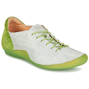 Schuhe Damen Sneaker Low Think CAVAER Grau