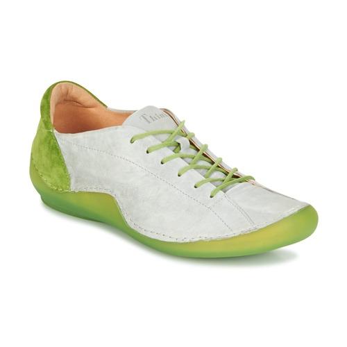 Think CAVAER Grau Schuhe Sneaker Low Damen 107,40