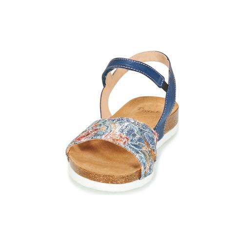 Think Sandalen ZIFUDEKE Blau  Schuhe Sandalen Think / Sandaletten Damen 80,50 814e75