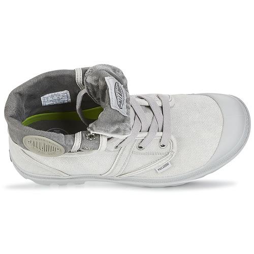 Palladium US BAGGY Boots Grau / Mettalfarben  Schuhe Boots BAGGY Damen 67,96 821b76