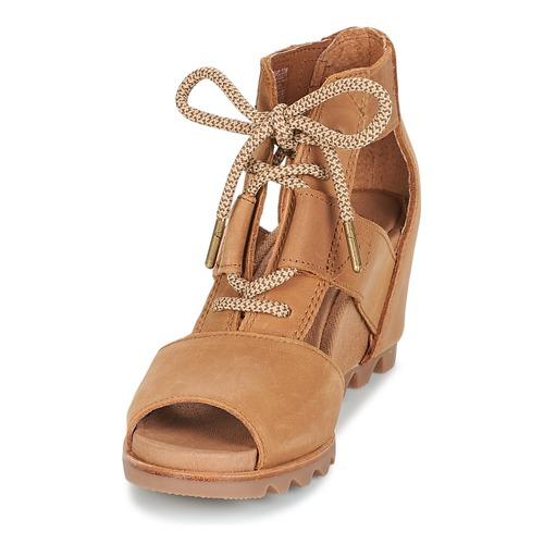 Sorel JOANIE™ LACE Braun Sandaletten  Schuhe Sandalen / Sandaletten Braun Damen 112 f05a20
