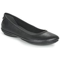 Schuhe Damen Ballerinas Camper RIGHT  NINA Schwarz