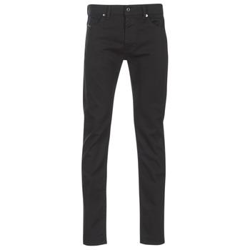 Kleidung Herren Slim Fit Jeans Diesel THOMMER Schwarz