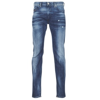 Kleidung Herren Slim Fit Jeans Diesel THOMMER Blau