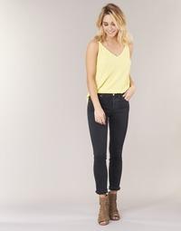 Kleidung Damen Straight Leg Jeans Diesel BABHILA Schwarz