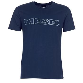 Kleidung Herren T-Shirts Diesel JAKE Marine
