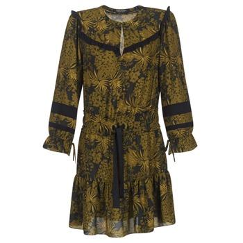 Kleidung Damen Kurze Kleider Maison Scotch NOONPL Kaki