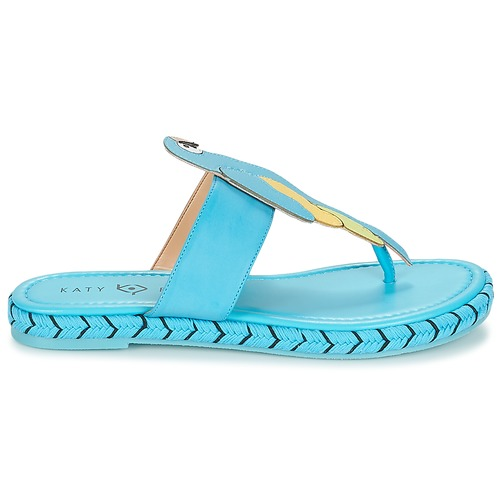Katy Perry THE YASUNI YASUNI THE Blau  Schuhe Zehensandalen Damen 95,20 4b9dfd