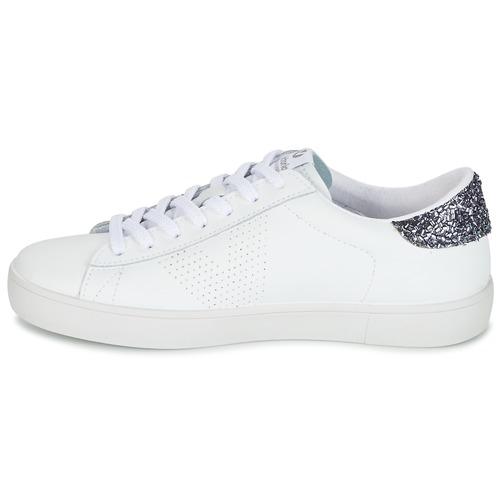 Victoria DEPORTIVO PIEL Weiss    Schuhe Sneaker Low Damen 69 c39030