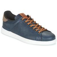 Schuhe Herren Sneaker Low Victoria DEPORTIVO PU CONTRASTE Blau