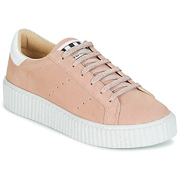 Schuhe Damen Sneaker Low No Name PICADILLY SNEAKER Rose