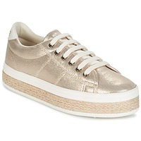 Schuhe Damen Sneaker Low No Name MALIBU GLOW Gold