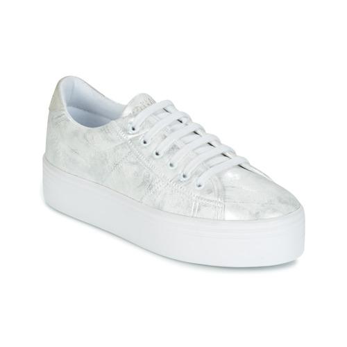 No Name PLATO SNEAKER Silbern  Schuhe Sneaker Low Damen 71,19