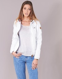 Kleidung Damen Windjacken 80DB Original KALIX Weiss