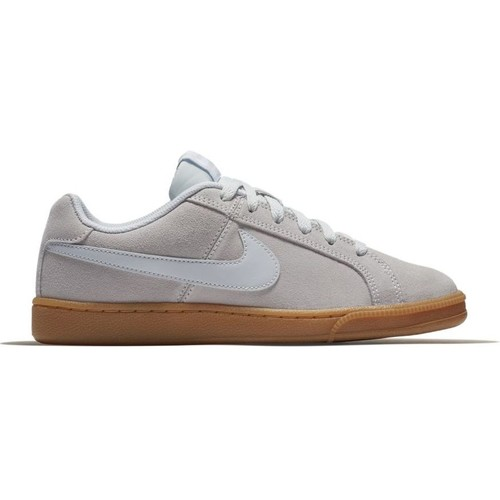 Nike Womens Court Royale SUEDE Shoe BEIGE