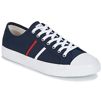 Schuhe Herren Sneaker Low Jim Rickey TROPHY Marine / Rot / Weiss