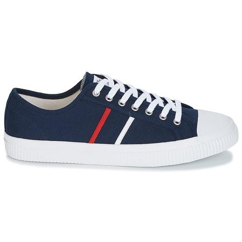 Jim Rickey TROPHY Marine / / / Rot / Weiss  Schuhe Sneaker Low Herren 55,99 b48d63