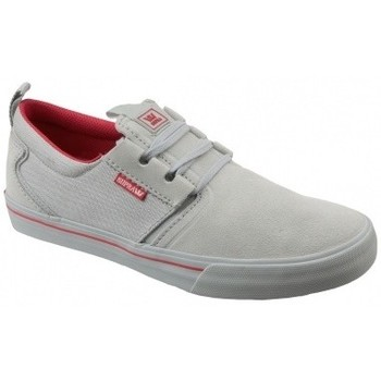 Schuhe Herren Sneaker Low Supra SPORT & LIFESTYLE FLOW Grau