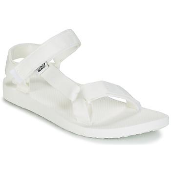 Schuhe Damen Sandalen / Sandaletten Teva ORIGINAL UNIVERSAL Weiss