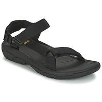 Schuhe Herren Sportliche Sandalen Teva HURRICANE XLT 2 Schwarz