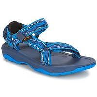 Schuhe Jungen Sportliche Sandalen Teva HURRICANE XLT 2 Blau